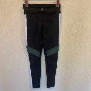Reebok Pants - Reebok Lux color block leggings